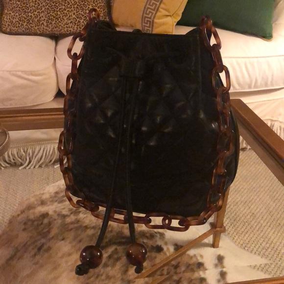 3101f92f546c CHANEL Bags | Vintage Tortoise And Leather Handbag | Poshmark